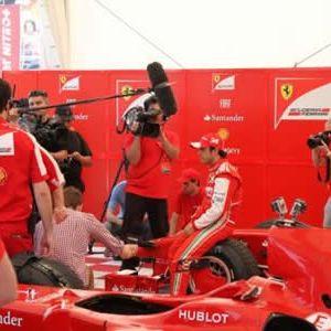 RibDeck Team Ferrari