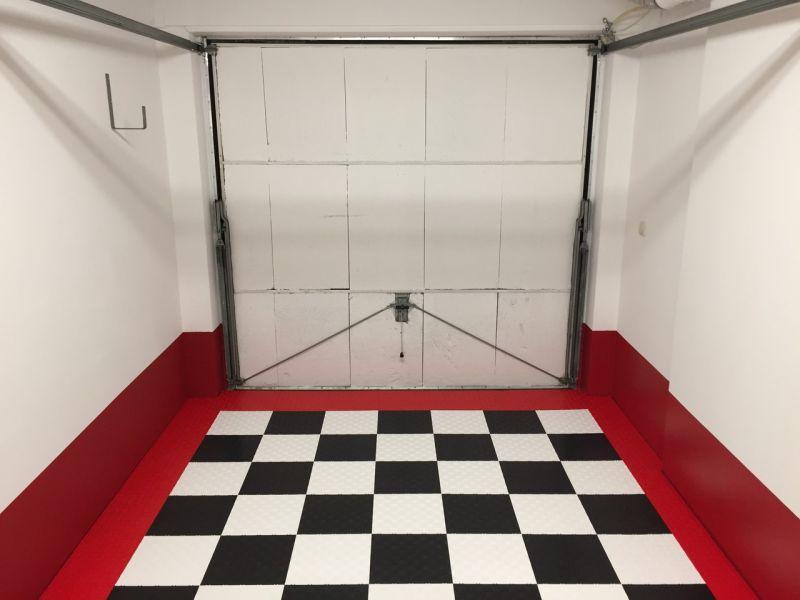 Garage Vloertegels Prijzen.Garagevloertegels Voor Het Eenvoudig Leggen Van Garagevloeren